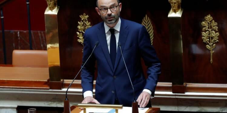 Philippe veut maîtriser la masse salariale publique en 2018