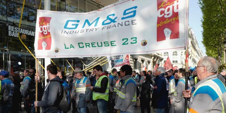 GM&S cassé par des patrons voyous... et la CGT