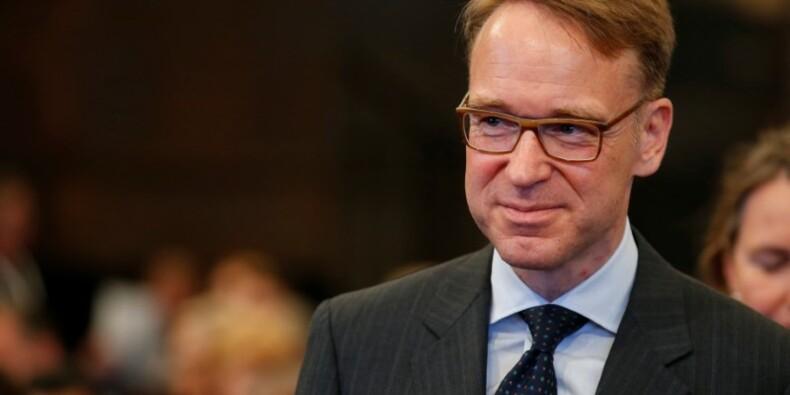 La BCE peut limiter ses mesures de soutien à la croissance, dit Weidmann