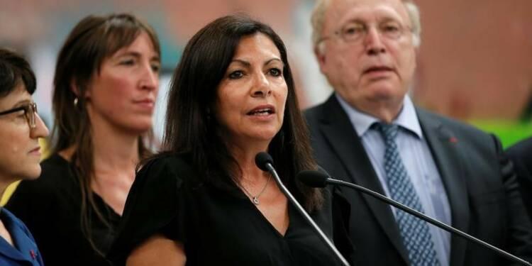 Anne Hidalgo propose une loi sur l'accueil des migrants