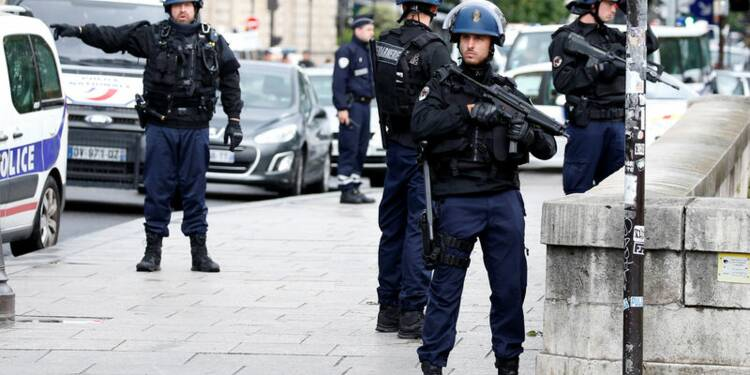 Sept attentats déjoués depuis début 2017, dit Collomb