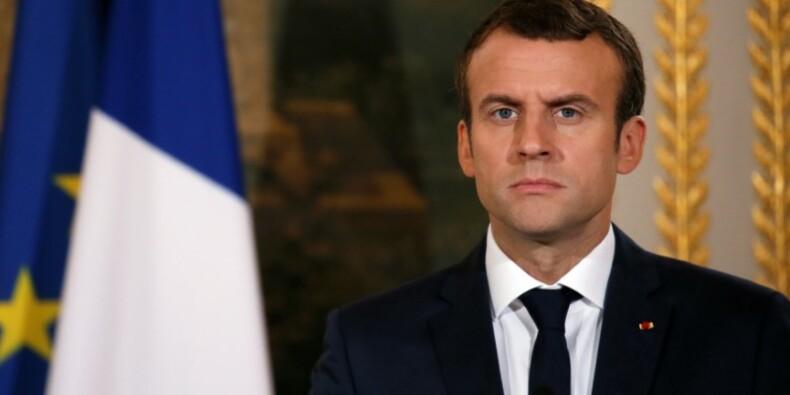 Macron défend le multilatéralisme face au spectre des guerres