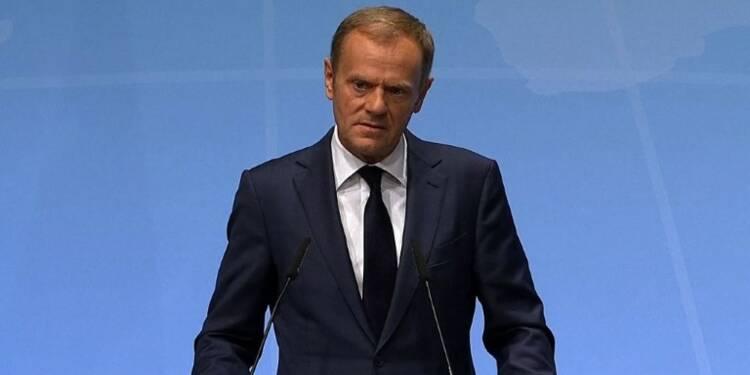 Migrants: Tusk dénonce l'hypocrisie de certains membres du G20