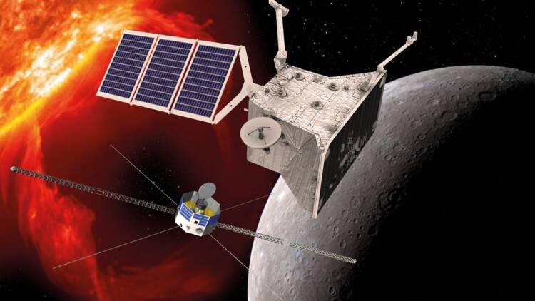L'Europe va envoyer une sonde vers Mercure dès 2018… et ça coûte cher !
