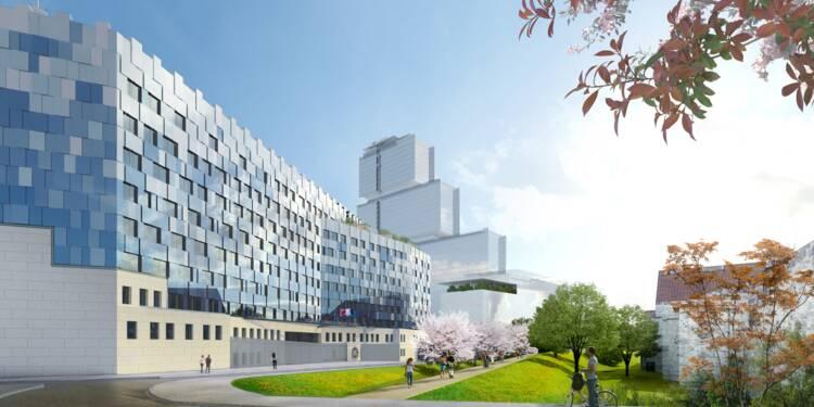 La nouvelle Cité judiciaire de Paris : un projet pharaonique à près de 3 milliards d'euros