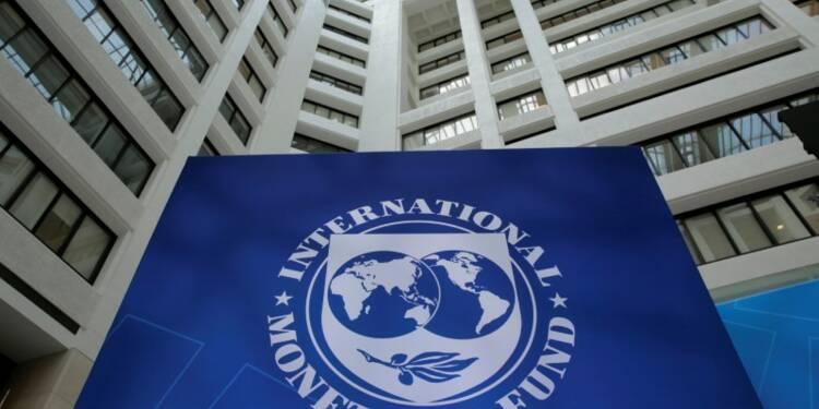 Le FMI relève ses prévisions de croissance pour l'Allemagne