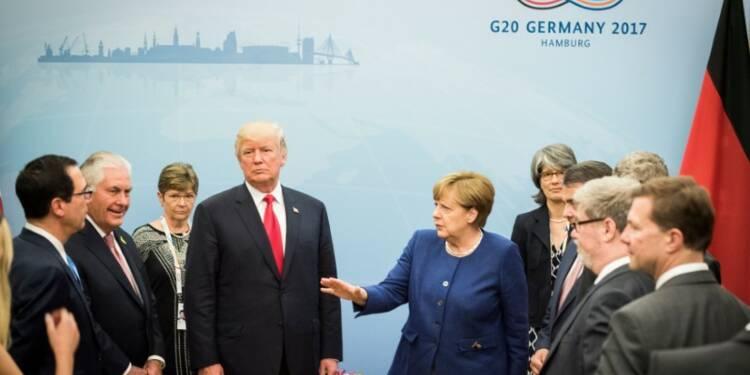Le G20 se réunit à Hambourg, mais comment vont-ils s'entendre ?