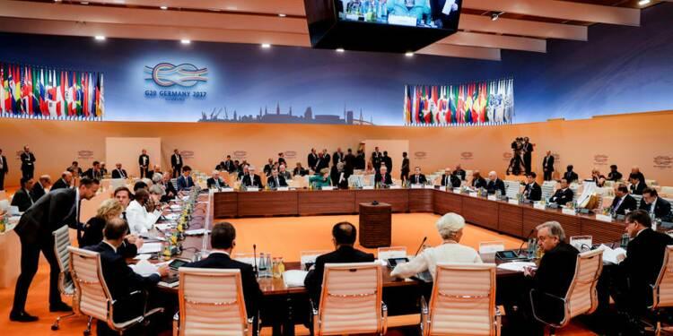 Le G20 s'approche d'un compromis après une nuit de négociations