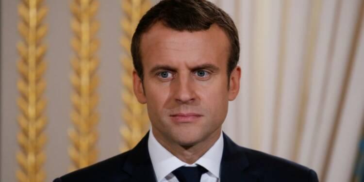 Macron annonce un sommet le 12 décembre sur le climat