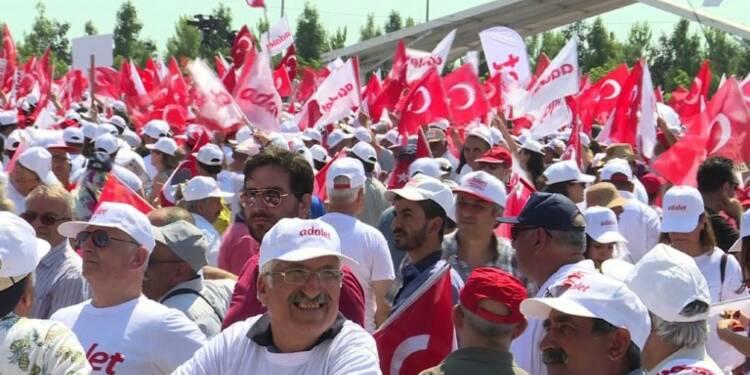 Turquie: fin de la