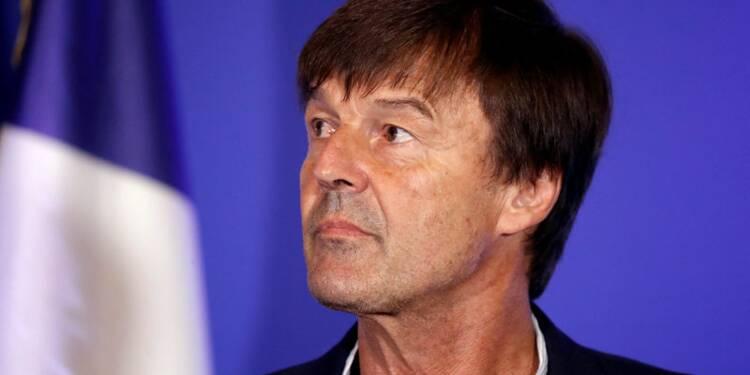 La France pourrait fermer jusqu'à 17 réacteurs nucléaires, selon Hulot