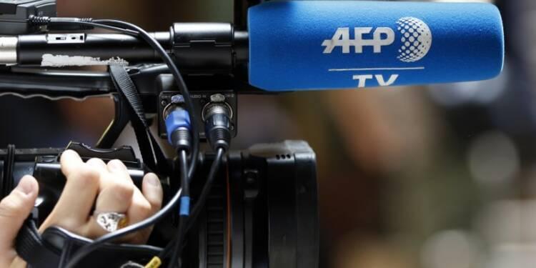L'Agence France Presse a besoin de 60 millions d'euros sur cinq ans