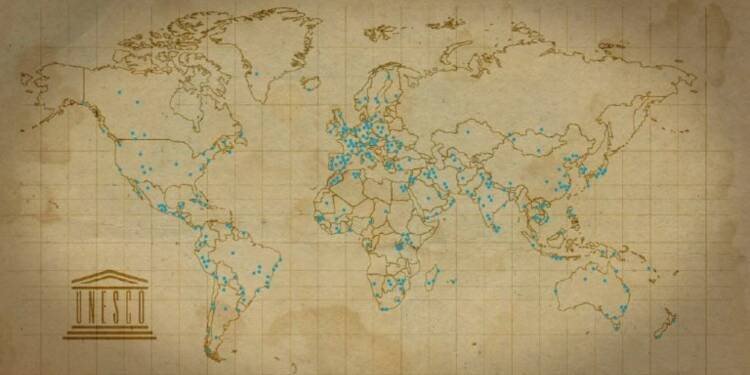 Le patrimoine mondial