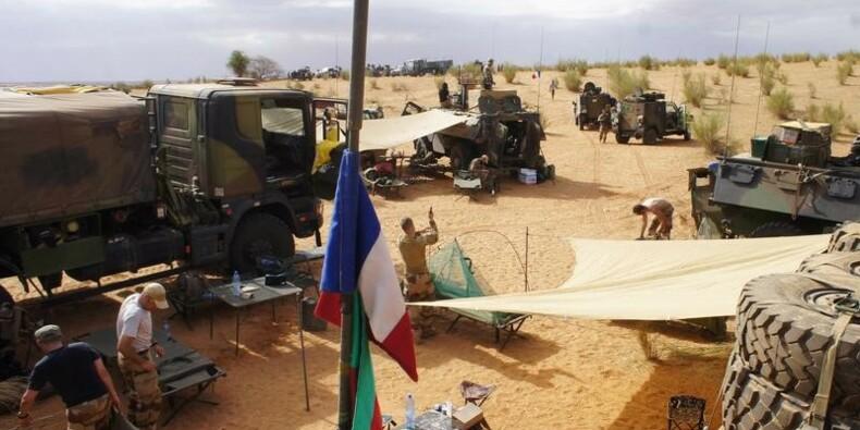 Trois soldats français blessés au Mali, deux rapatriés en France