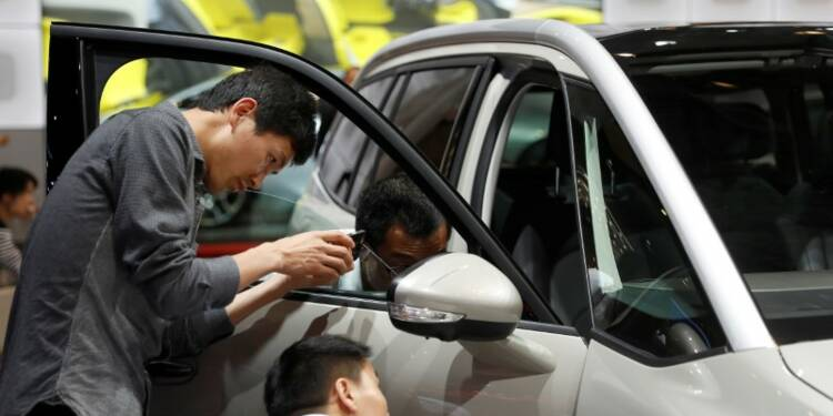 Le marché automobile chinois a rebondi en juin