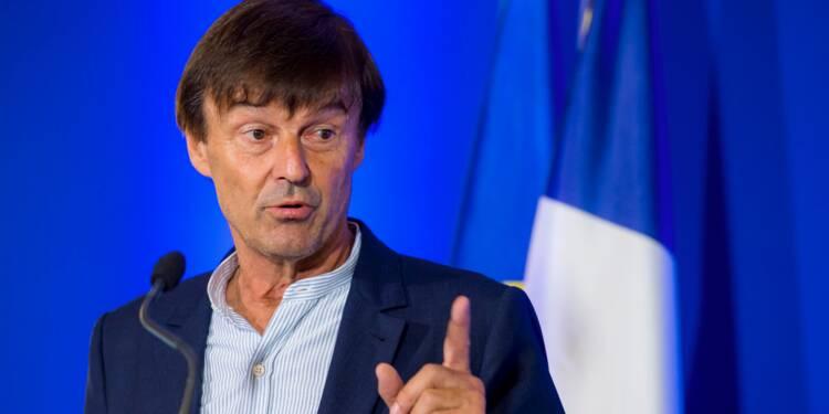 Transition énergétique : pourquoi Nicolas Hulot ne pourra pas tenir son objectif