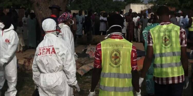 Nigeria: 15 morts dans un quadruple attentat-suicide à Maiduguri