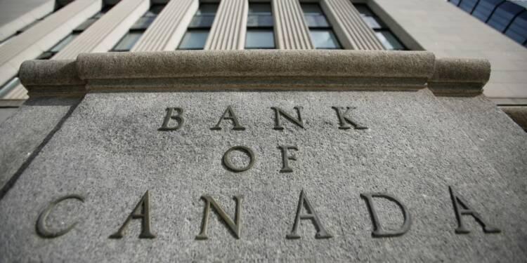 La Banque du Canada relève ses taux à son tour après la Fed