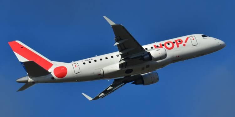 Grève des pilotes confirmée jeudi chez Air France Hop!