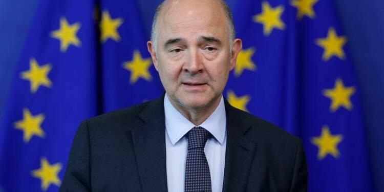 L'UE attentive à la réduction du déficit français
