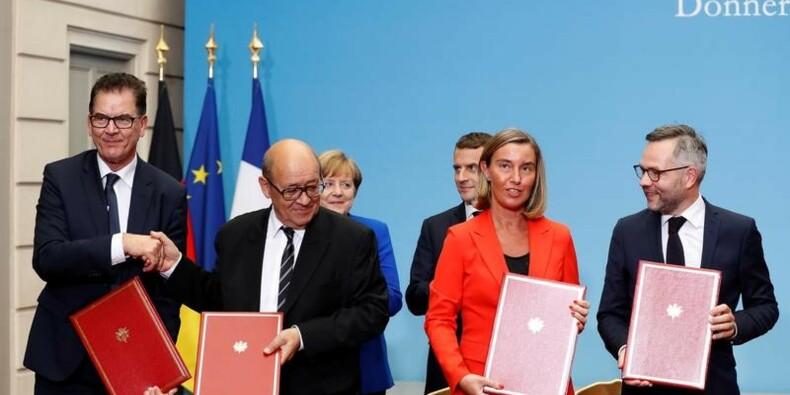 """Berlin et Paris lancent l'""""Alliance pour le Sahel"""""""