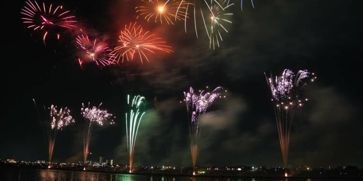 Les coûts astronomiques des feux d'artifice du 14 juillet