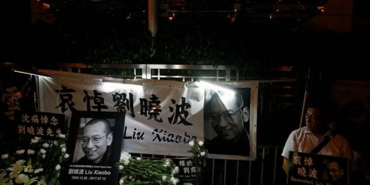 Décès de l'opposant chinois Liu Xiaobo