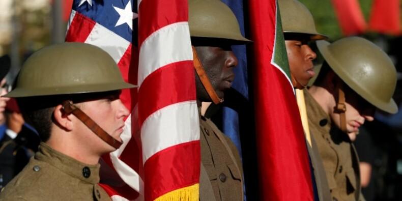 Les Etats-Unis, invités d'honneur du défilé, dans un contexte tendu pour l'armée