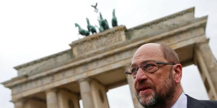 Le social-démocrate allemand Schulz rencontrera Macron jeudi