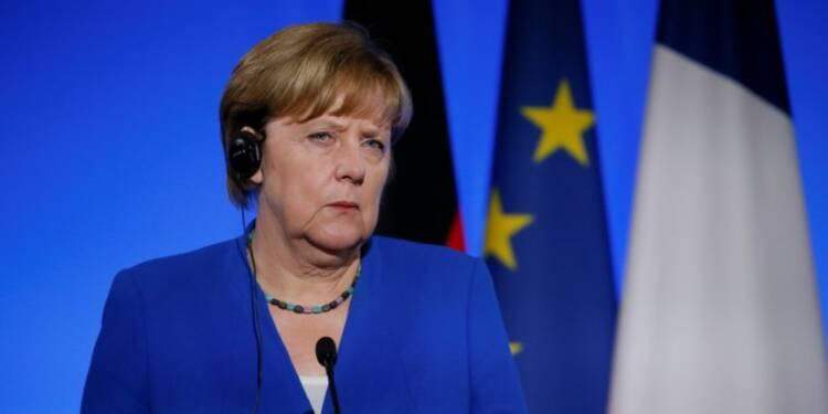 Le Brexit et Macron ont changé l'approche européenne de Merkel