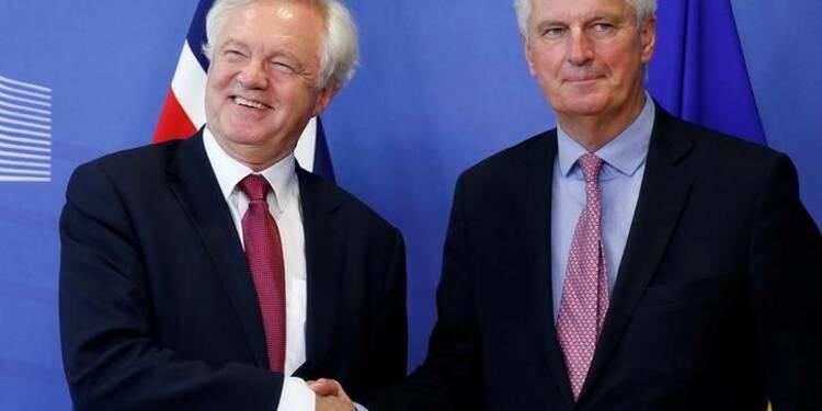 Brexit: L'UE impatiente de discuter sur le fond avec Londres