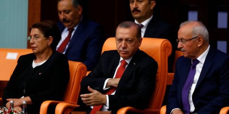 La Turquie commémore l'échec du coup d'Etat du 15 juillet 2016
