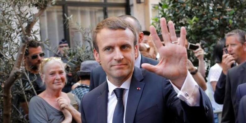 Trump pourrait revenir dans l'Accord de Paris, pense Macron
