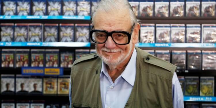 """Décès de George A. Romero, créateur de """"La Nuit des morts-vivants"""""""