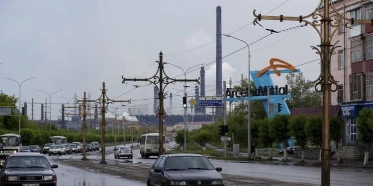 ArcelorMittal veut accroître sa production d'acier au Kazakhstan