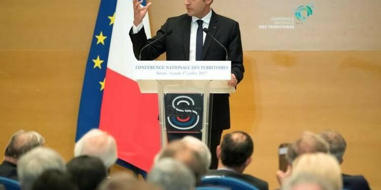 Macron confirme les 13 milliards d'efforts des collectivités