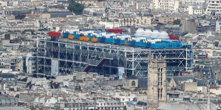 Un Centre Pompidou Shanghai devrait voir le jour