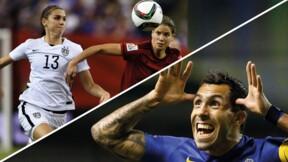 Salaires dans le football : le match hommes/femmes