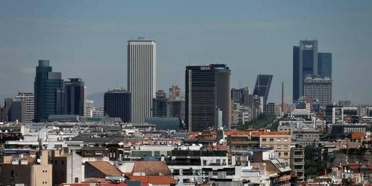 Le FMI relève ses prévisions de croissance espagnole 2017 et 2018
