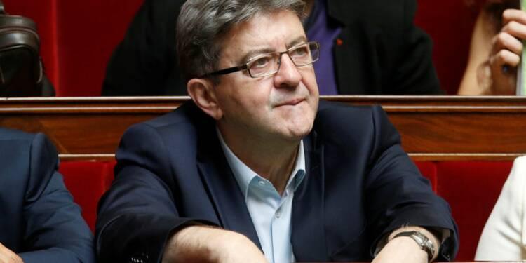 Enquête préliminaire sur les assistants européens de Mélenchon