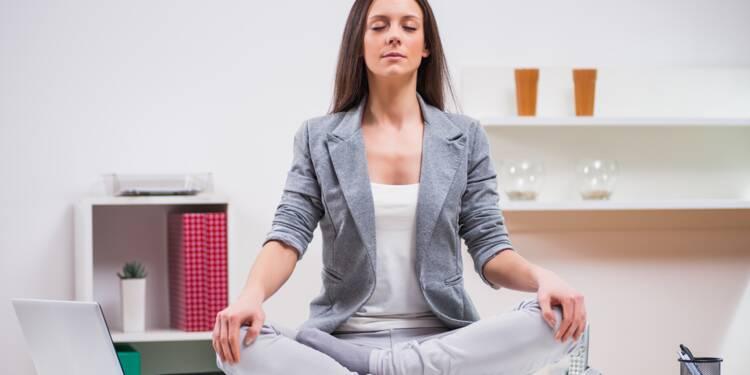 La méditation envahit l'entreprise