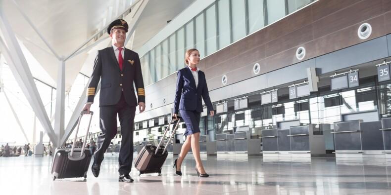 Transport aérien : on manque de pilotes!