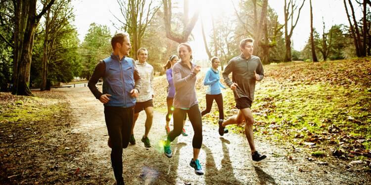 Le sport, c'est bon pour la santé et… la performance économique