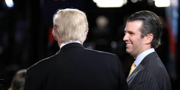 Le fils et l'ex-directeur de campagne de Trump convoqués au Sénat