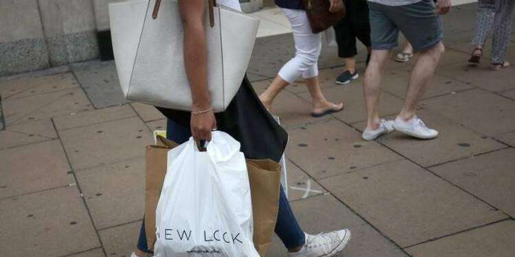 En Grande-Bretagne, net rebond des ventes au détail en juin