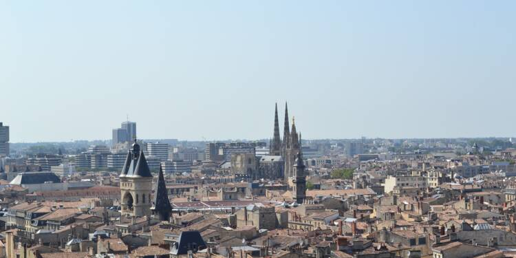 Immobilier en france les ventes battent un record for Immobilier bordeaux france