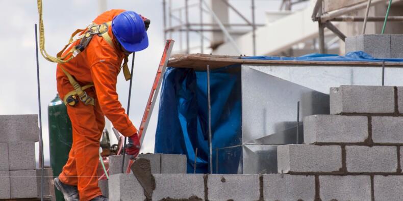 Artisans du bâtiment : 4.000 postes sont à pourvoir cette année