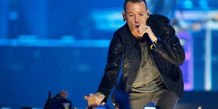 Le chanteur de Linkin Park retrouvé mort, suicide probable