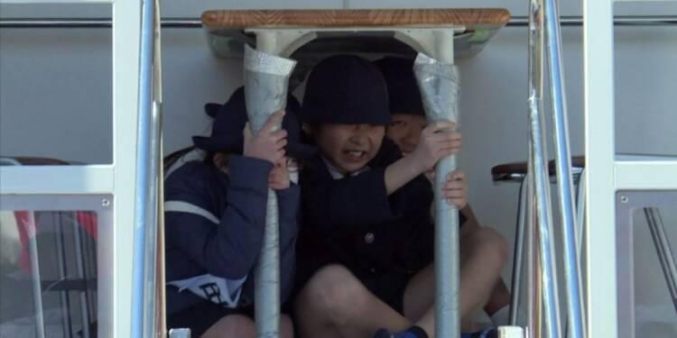 A 3 ans des JO, Tokyo veut conjurer le spectre d'un méga-séisme