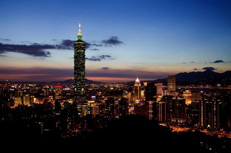 3.Taïwan